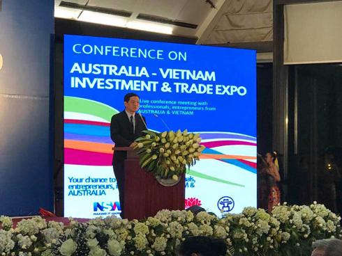 CEO Lê Viết Hải phát biểu về tiềm năng xây dựng