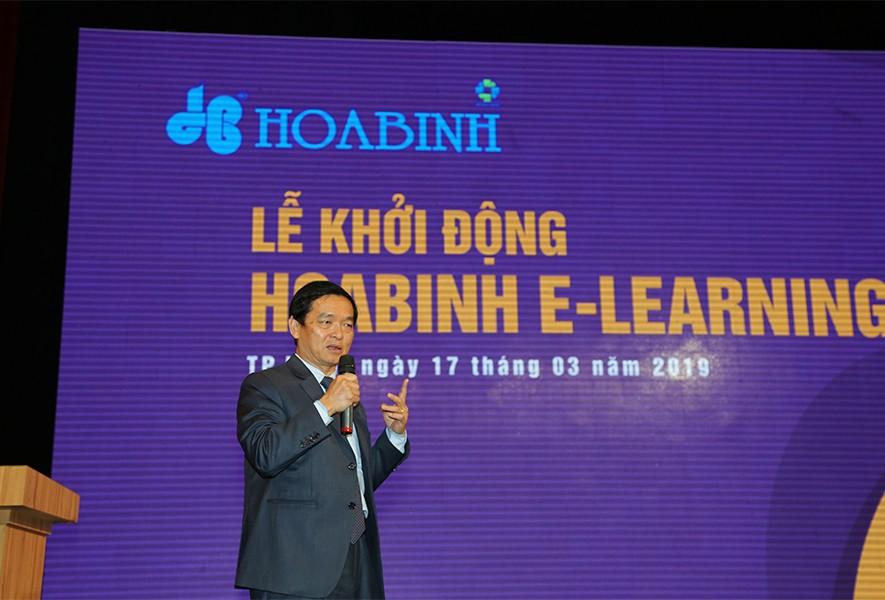 """Tập đoàn Xây dựng Hòa Bình khởi động dự án """"Hoa Binh E-Learning"""" - 1"""