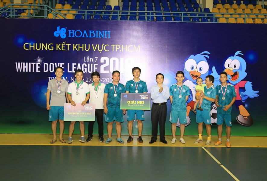 6 đội bóng mạnh tranh Cup White Dove League 2018 toàn quốc - 5