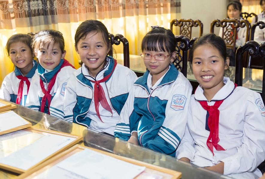 Quỹ Lê Mộng Đào trao tặng hơn 1,5 tỷ đồng học bổng Lê Mộng Đào tại Hà Nội, Tây Bắc và Phú Quốc - 5