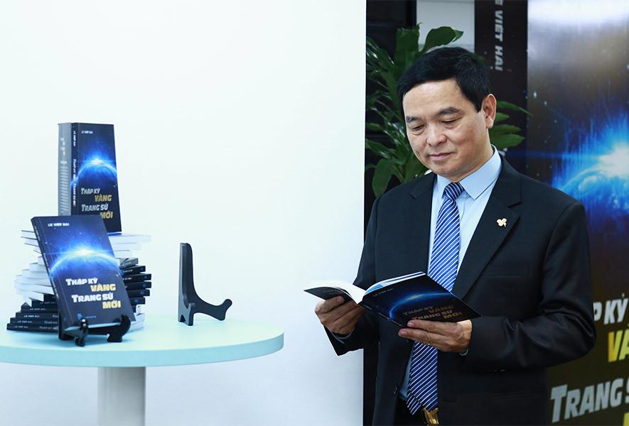 CEO Lê Viết Hải và khát vọng xuất khẩu dịch vụ xây dựng ra thế giới
