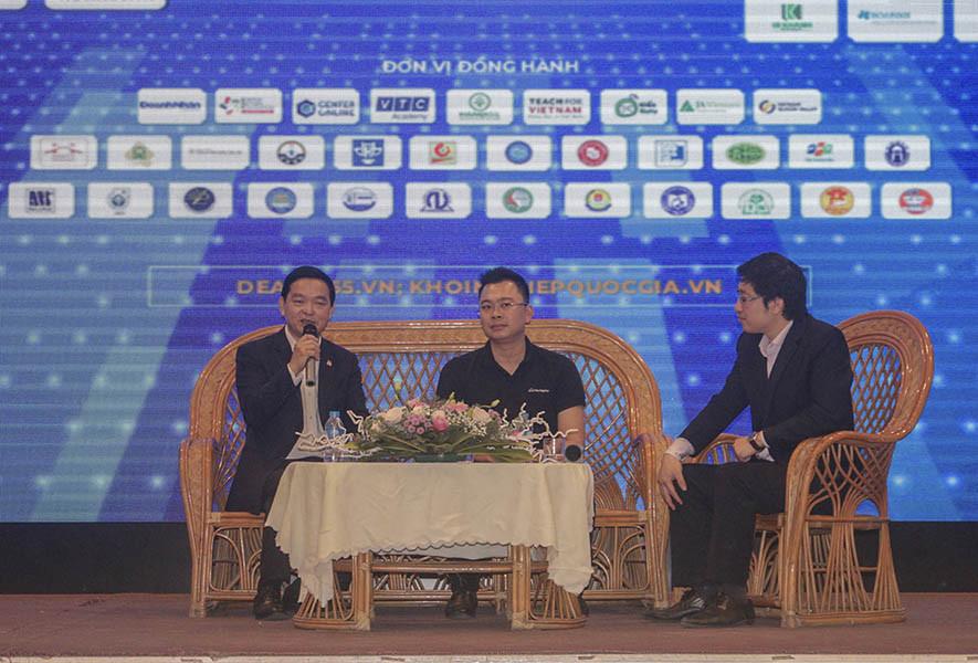 """Chủ tịch HĐQT Lê Viết Hải làm diễn giả chương trình """"Hành trình người khởi nghiệp"""""""