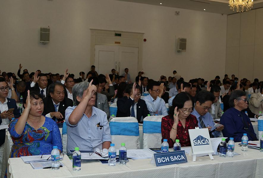 Chủ tịch Lê Viết Hải làm Chủ tịch Hiệp hội Xây dựng và Vật liệu xây dựng TP.HCM
