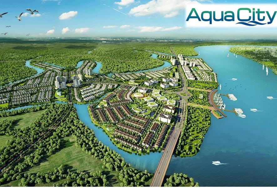 Dự án Aqua Riverside City