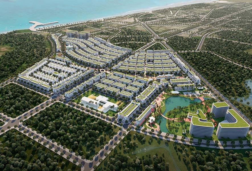 Dự án Khu dân cư cao cấp Hưng Phát
