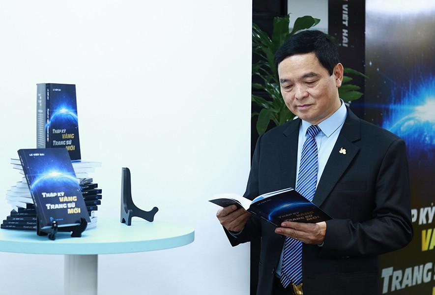 Doanh nhân Lê Viết Hải: Hòa Bình vững vàng vượt khó, nỗ lực đưa ngành xây dựng công nghiệp Việt Nam ra toàn cầu