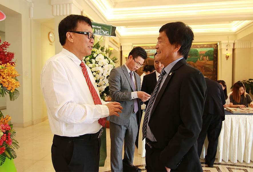 Tập đoàn Xây dựng Hòa Bình ký kết hợp tác chiến lược với Hyundai Elevator