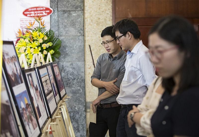 Đêm tưởng niệm 100 năm ngày sinh Cố Chủ tịch Lê Mộng Đào