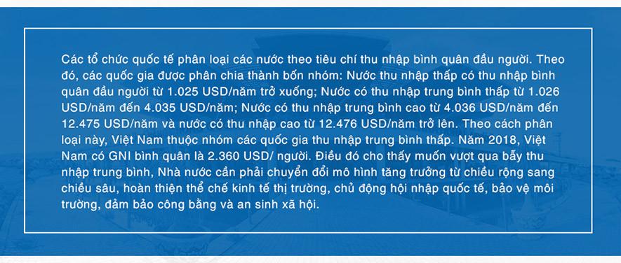 Chủ tịch Tập đoàn Hòa Bình Lê Viết Hải, Cơ hội vàng để Việt Nam thoát bẫy thu nhập trung bình