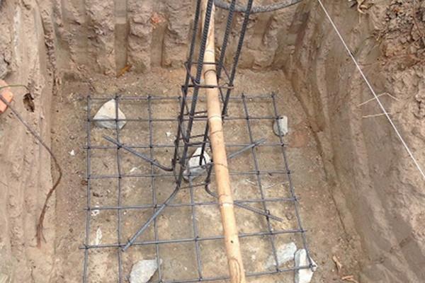 biện pháp thi công đào đất hố móng