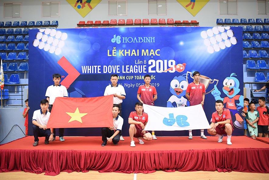 Chung kết toàn quốc White Dove League 2019