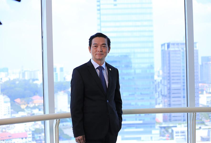 CEO Lê Viết Hải thuộc đơn vị bầu cử thành phố Thủ Đức