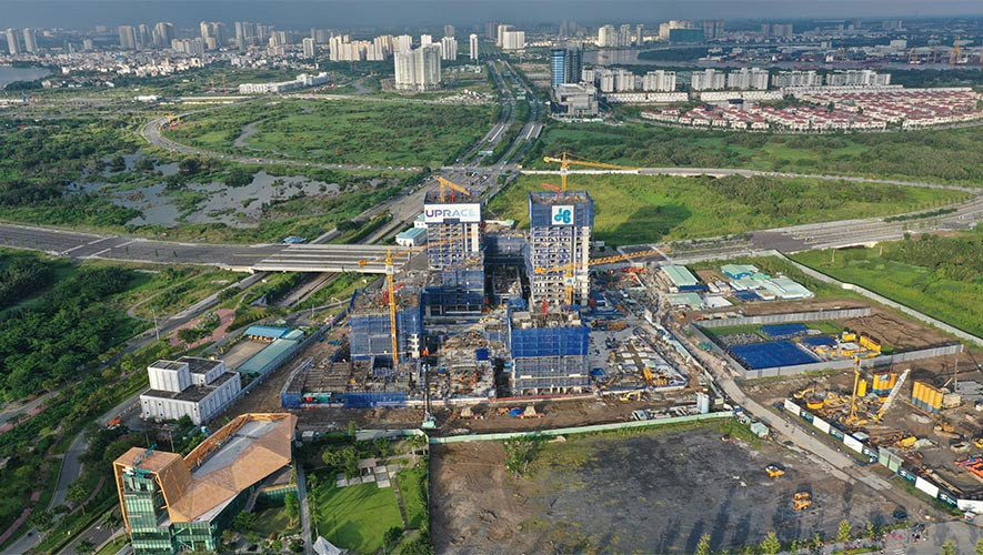 Khát vọng đưa ngành xây dựng Việt Nam xuất ngoại