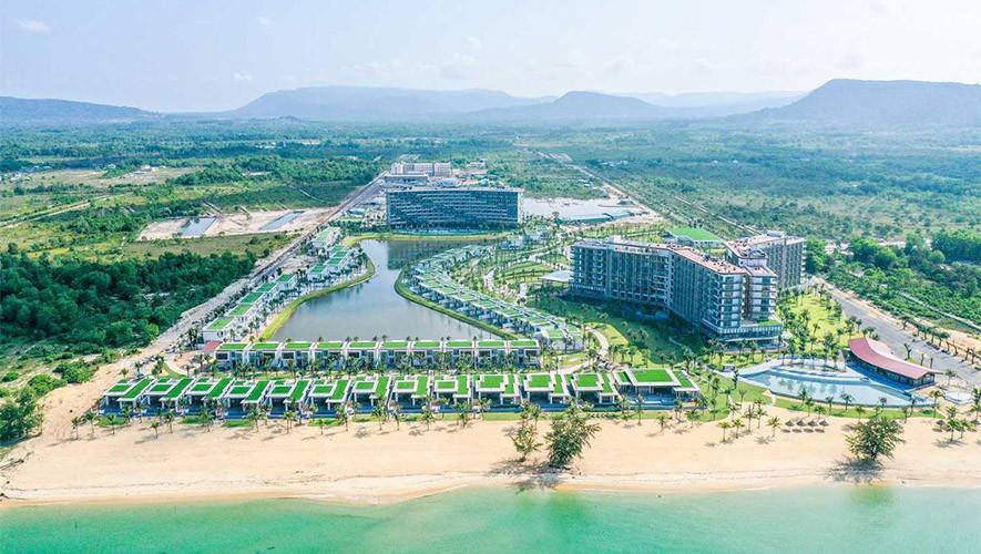 Lucky Star Resort đạt giải công trình chất lượng cao 2020