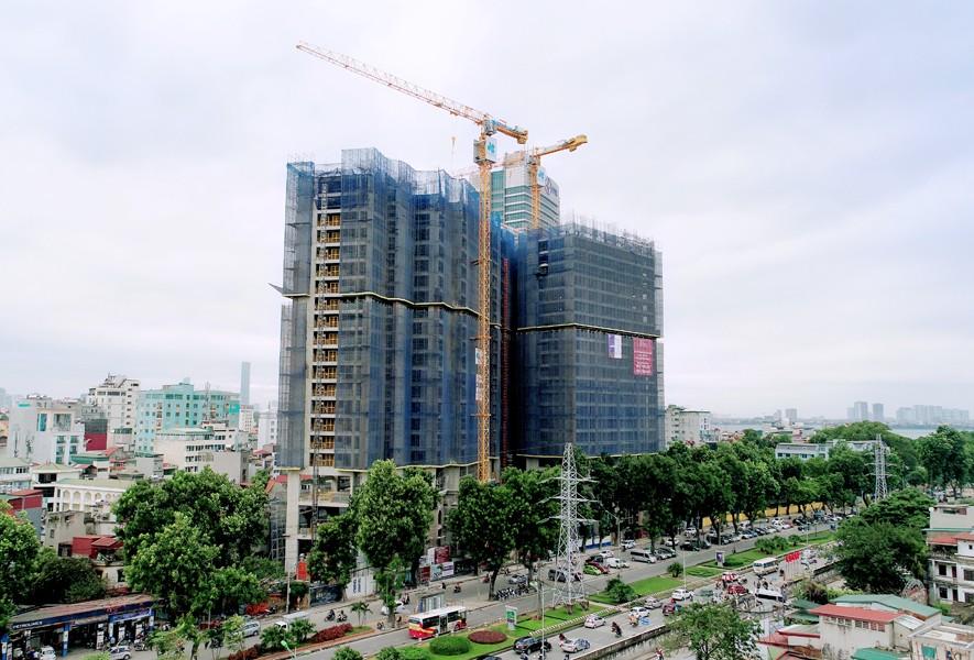 Thị trường BĐS tăng trưởng mạnh mẽ, ông lớn ngành xây dựng đặt nhiều kỳ vọng trong năm 2018