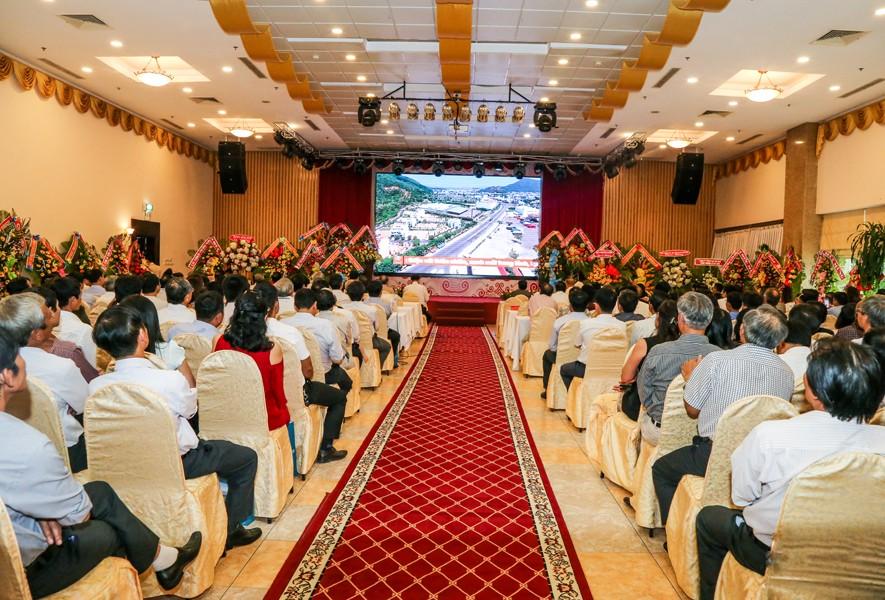 Hòa Bình thi công dự án đầu tiên tại thị trường mới Quy Nhơn, Bình Định