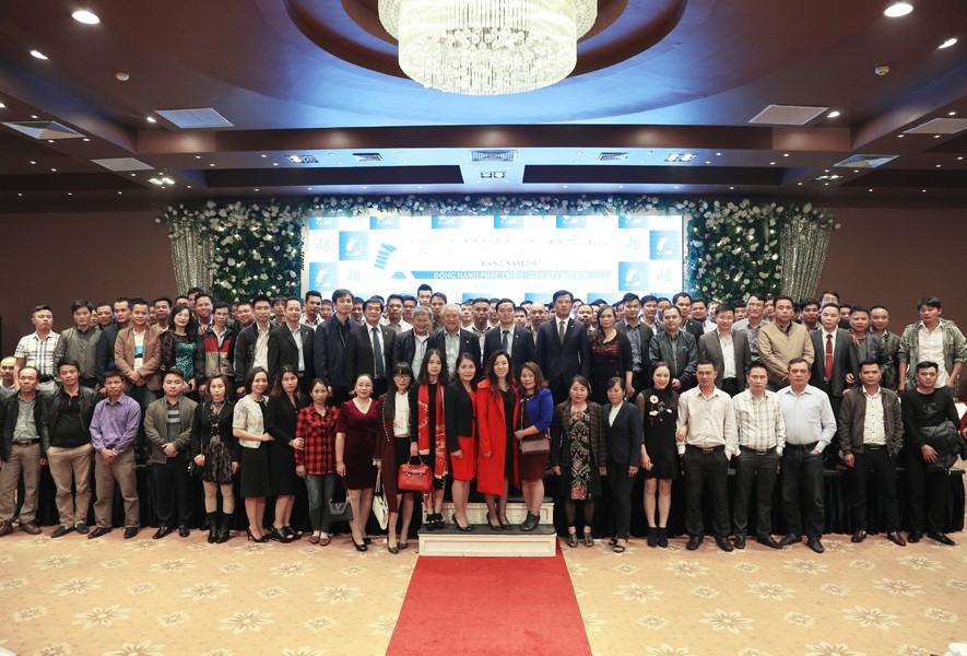 Gặp mặt 200 nhà thầu phụ khu vực Miền Bắc và Miền Trung