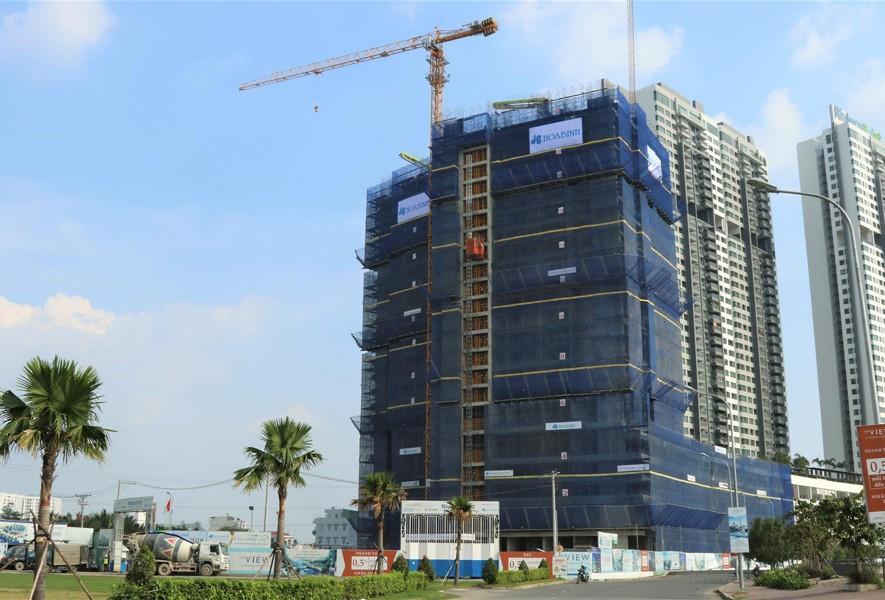 Hòa Bình đạt Top 10 nhà thầu xây dựng uy tín 2018 - 1