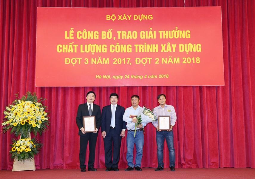 5 công trình của Hòa Bình nhận Giải thưởng Công trình xây dựng chất lượng cao - 2