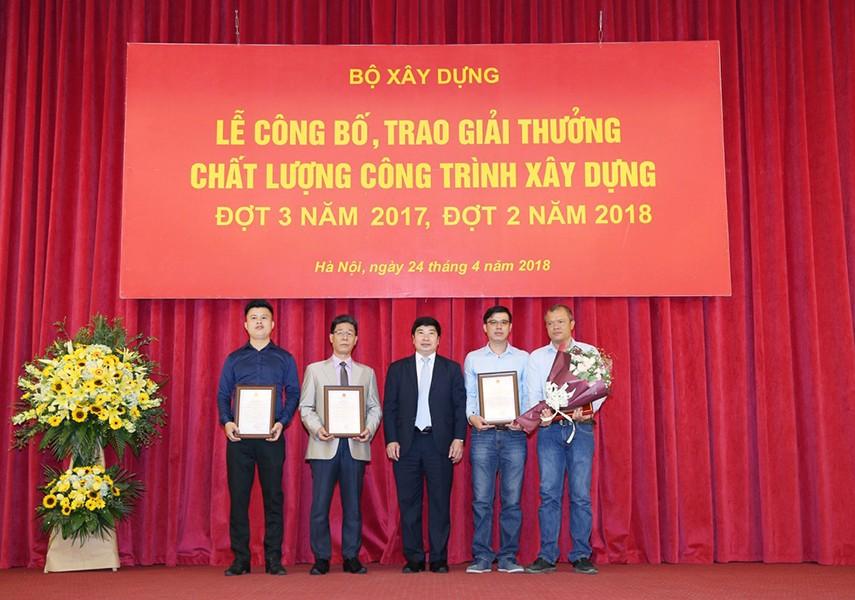 5 công trình của Hòa Bình nhận Giải thưởng Công trình xây dựng chất lượng cao - 4