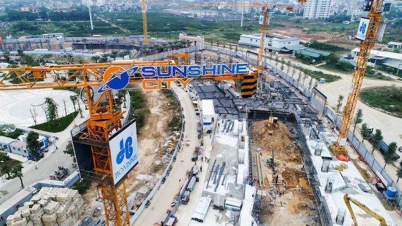 Sunshine Group giao tiếp Hòa Bình phần thân dự án Sunshine City - 1