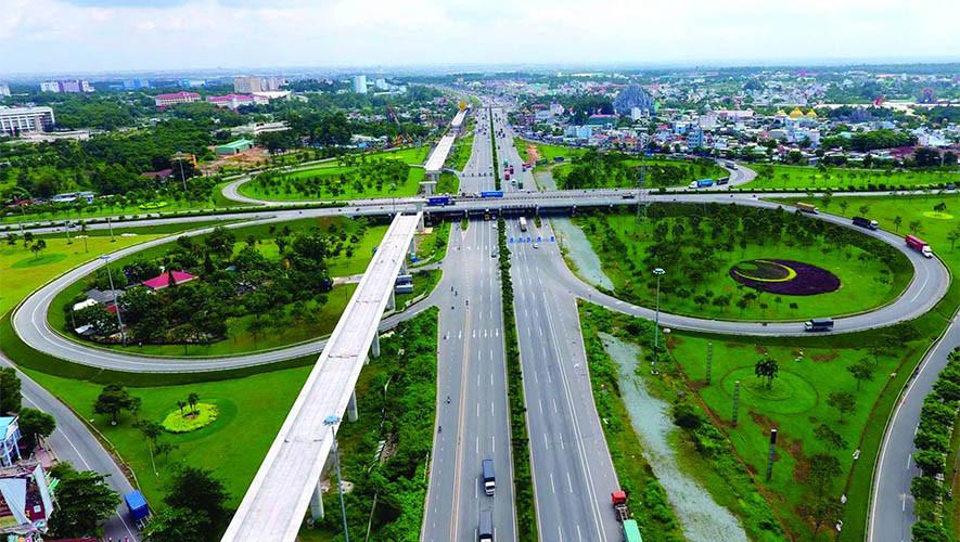 Hòa Bình đầu tư thi công xây dựng hạ tầng