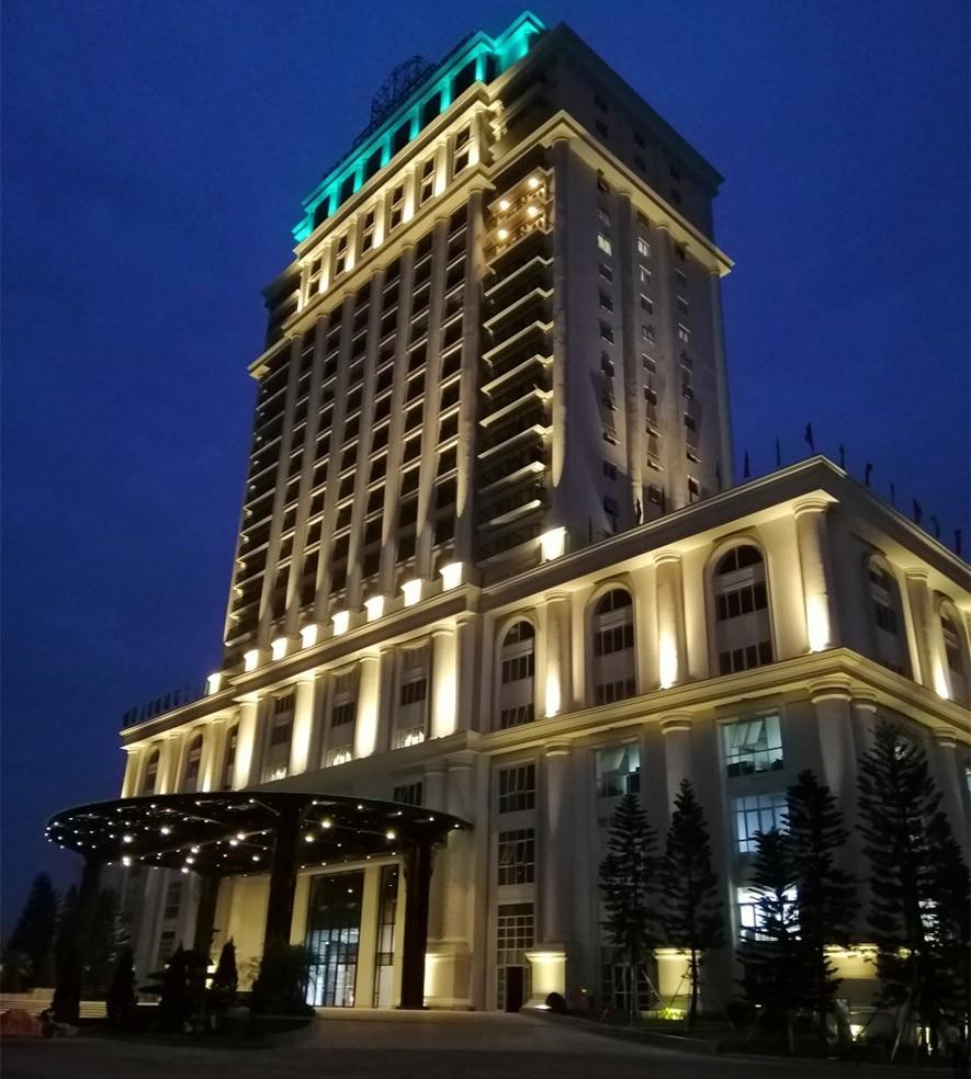 Hòa Bình hoàn thành đúng tiến độ Khách sạn Nam Cường