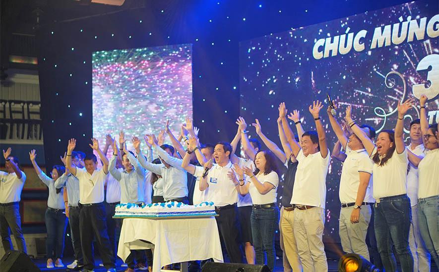 team building Hòa Bình là số 1