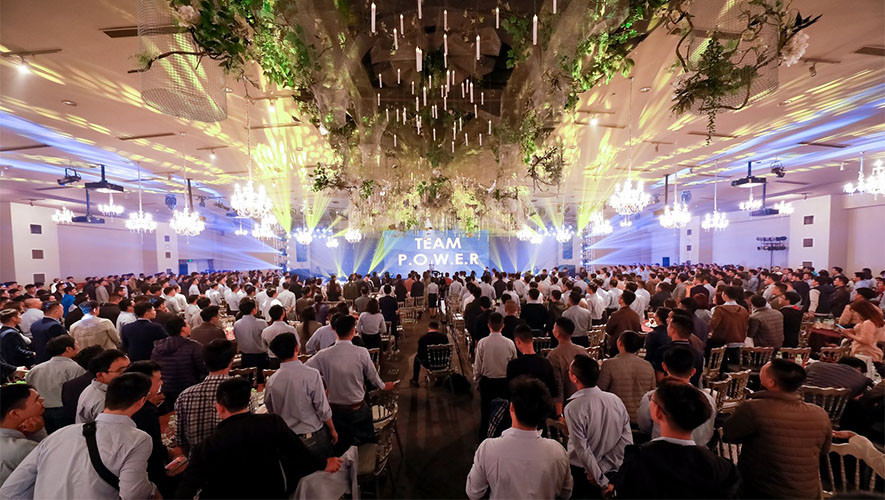 Lễ Tổng kết 2019 – Xuân sum họp 2020