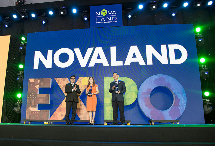 Hòa Bình đồng hành cùng triển lãm Nova Expo 2019