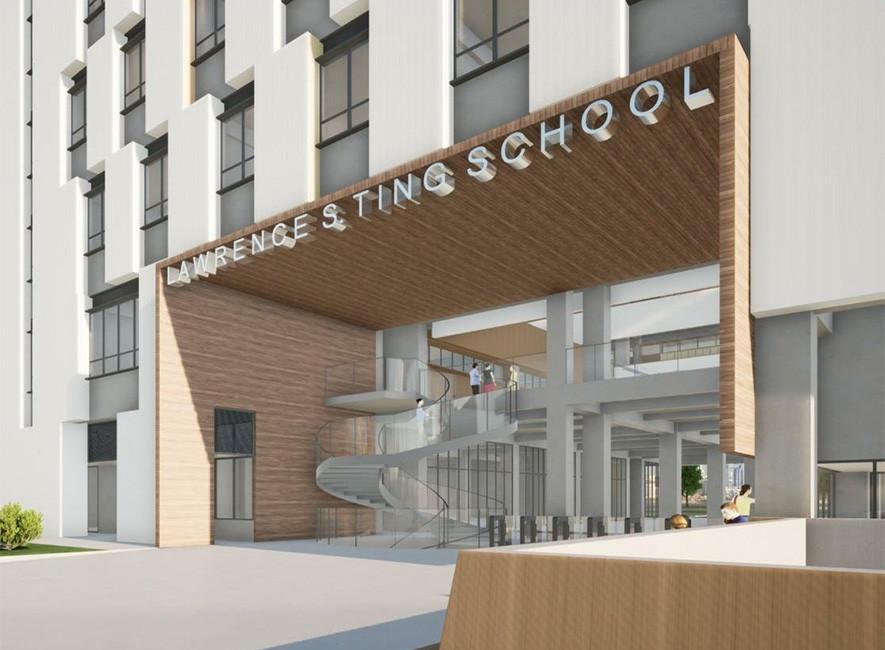 Trúng thầu xây dựng Trường THCS – THPT Đinh Thiện Lý 2