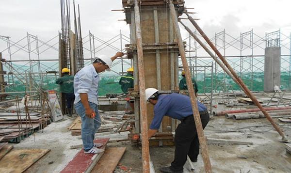 trình tự thi công nhà cao tầng 2