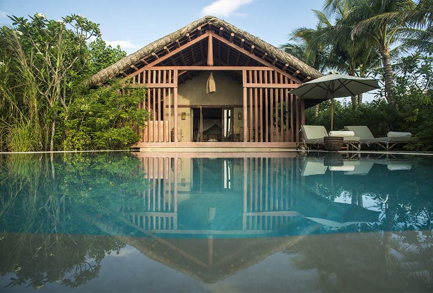 Hòa Bình bàn giao Bãi Tràm Estates Resort